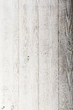 Wooden texture white top view. royalty free stock images