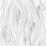 Wooden texture. Wood grain pattern. Abstract fibers structure background, vector illustration.  vector illustration