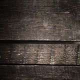 Wooden textured background, square photo. Rustic wood backdrop c Royalty Free Stock Photography