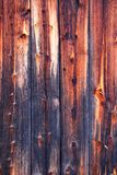 Wooden textures, Wood panel background, Texture of wooden boards. Royalty Free Stock Images