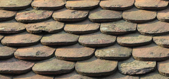 Wooden tiles Royalty Free Stock Photos