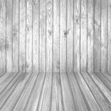 Wooden tiles. Black and white Stock Photos