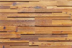 Wooden tiles Royalty Free Stock Photography