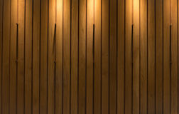 Wooden tiles floor texture. With dramatic light Stock Photos