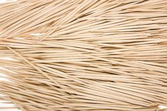 Free Wooden Toothpicks Royalty Free Stock Photography - 11353407