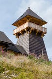 Wooden tower Royalty Free Stock Photos