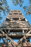 Wooden Tower Stock Images