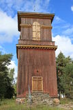 Wooden tower Royalty Free Stock Photography