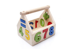 Wooden toy Stock Image