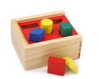Wooden toy Stock Photos