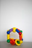 Wooden toy. Royalty Free Stock Photography