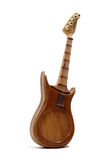 Wooden toy guitar Royalty Free Stock Photography