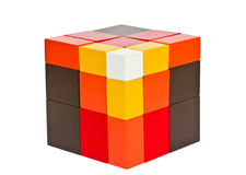 Wooden toy. Royalty Free Stock Photo