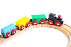 Wooden toy Royalty Free Stock Photo