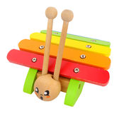 Wooden Toy Xylophone Stock Photos