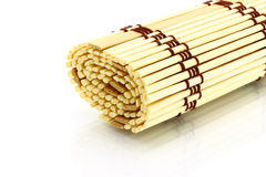 Wooden trivet Stock Photography