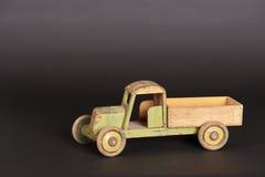Wooden Truck Stock Photos