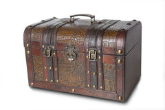 Wooden trunk Royalty Free Stock Photo