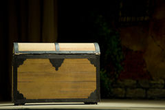 Wooden trunk Stock Photos