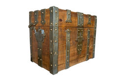 Wooden trunk Royalty Free Stock Photography