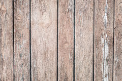 Wooden unpainted boards Stock Photos