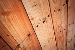 Wooden unpainted texture background Royalty Free Stock Photo