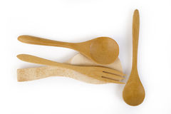 Wooden utensil Stock Image
