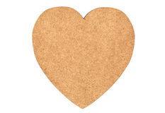 Wooden valentine Royalty Free Stock Photography