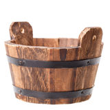 Wooden vat Stock Photography