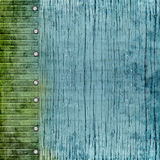 Wooden vintage background Stock Photo