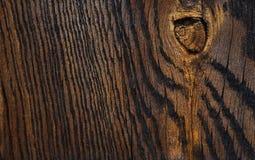 Wooden vintage background. Dark brown wooden vintage background Stock Images