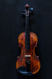 Wooden Vintage Classic Violin Stock Image