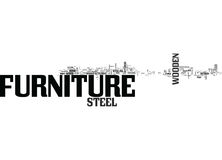 Wooden Vs Steel Furniture Which One Should I Choose Word Cloud Stock Photo