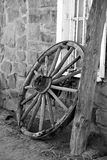 Wooden wagon Stock Photography
