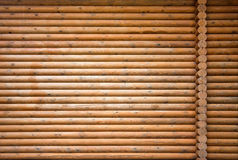 Wooden wal Royalty Free Stock Photo