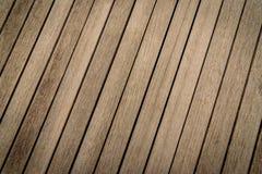 Wooden walkway texture. background old panel Stock Image