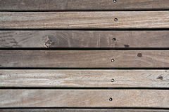 A Wooden Wall Royalty Free Stock Photo