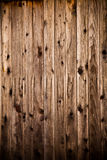 Wooden Wall. Brown wooden wall with texture Royalty Free Stock Images