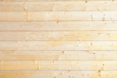 Wooden wall. Light wooden wall background texture Royalty Free Stock Photo