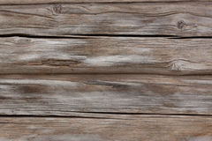 Wooden wall. Royalty Free Stock Images