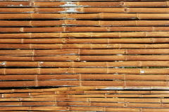 Wooden wall. Picture, nice,Beautiful stacked wood ,Beautiful wooden rams Stock Images