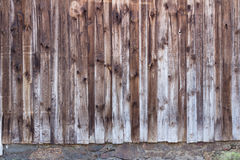 Wooden wall. Old wooden wall as a background Royalty Free Stock Images