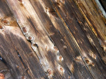 Wooden wall. Old wooden board wall Royalty Free Stock Image