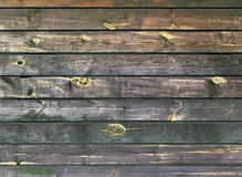 Wooden wall. Old wooden wall with snags Royalty Free Stock Photography