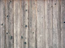 Wooden Wall Aging Stock Image