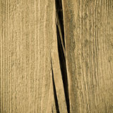Wooden wall as brown background or texture Royalty Free Stock Photography