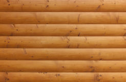 Wooden wall background Stock Images