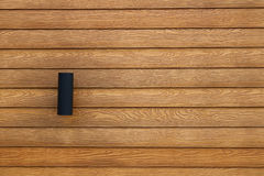Wooden wall background. Detail of wooden wall background Stock Photos