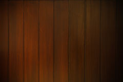 Wooden wall background and empty area for text, Beautiful wooden background for presentation files Stock Photography