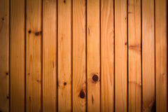 Wooden wall background in a morning light Stock Photos